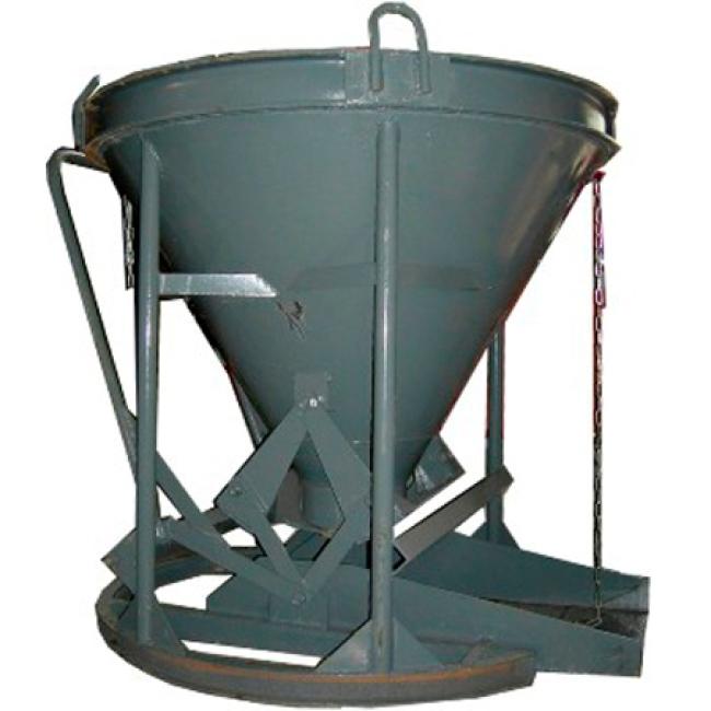 колокольчик для подачи бетона